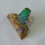 Opal boulder (2)
